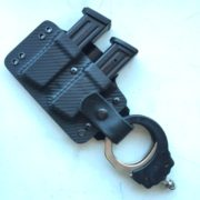 Shoulder Holster Handcuff Strap