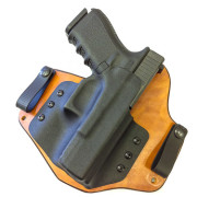 Hybrid Holster with Soft Loops