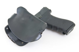 Kydex Paddle Holster Back