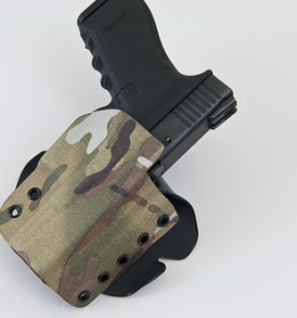 Paddle Holster in Multicam