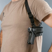 shoulder holster horizontal