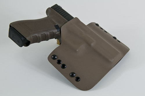 Standard Holster with FDE upgrade