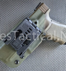 Double Duty Holster with TekLok
