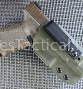 Double Duty Holster with Overhook