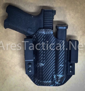 SideKick IWB Holster for pistol and magazine