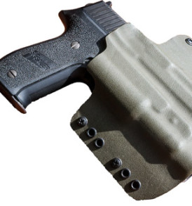 Ares Tactical » Tanker Chest Holster