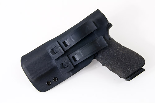 Molle Attachment Mount for OWB Kydex Open Carry Belt Holster Right Ktactical
