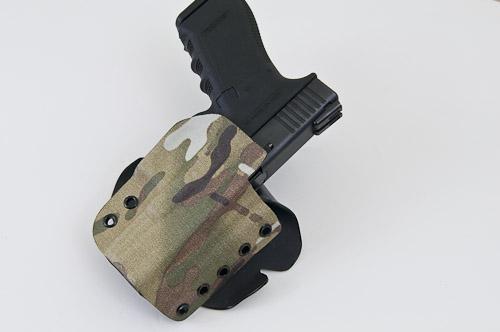 IWB Hybrid Kydex Holster USMC DRK Walther