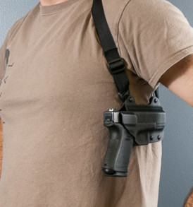 shoulder holster horizontal