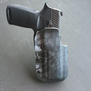 p320 competition holster Kryptek Typhon