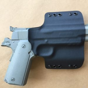 """1911 4"""" Holster Chopped"""