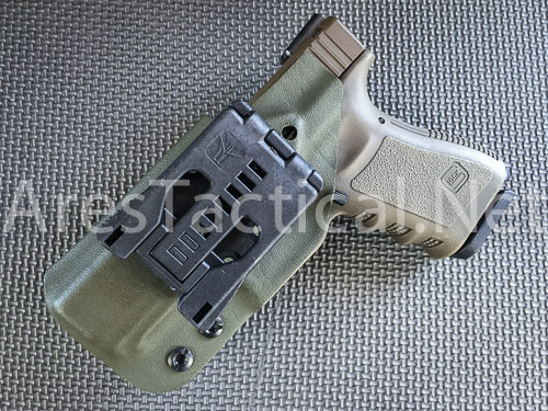 Double Duty OWB IWB Holster