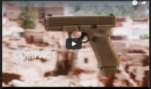 G19x The New Pistol From Glock