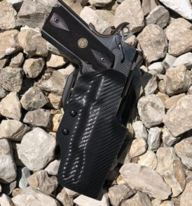 Competition Holster BS Face