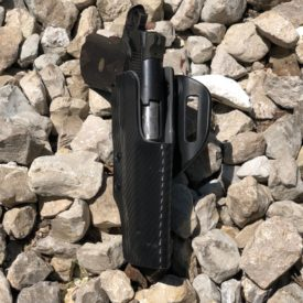 Competition Holster BS opening